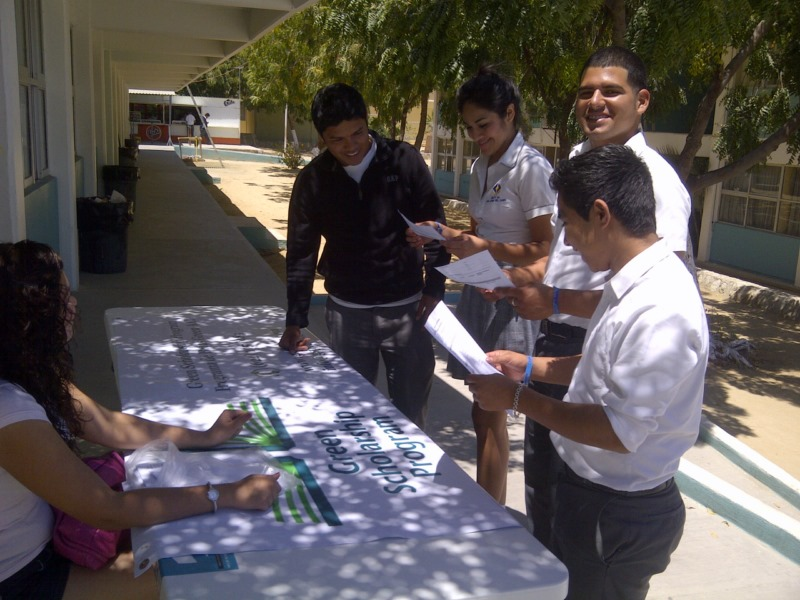 2013 Convocatory CECYT San Jose
