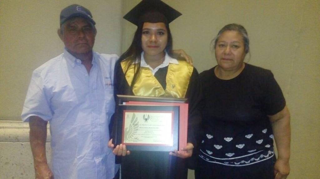 Graduated- Diana Rosa Díaz Palomo- Nutrition- UGC