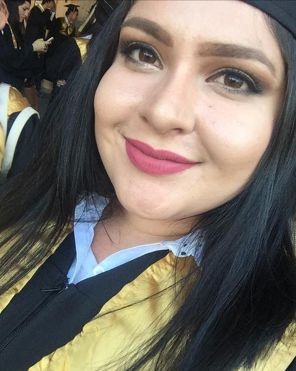 Graduated- Guadalupe Roque Catro- Nutrition- UGC